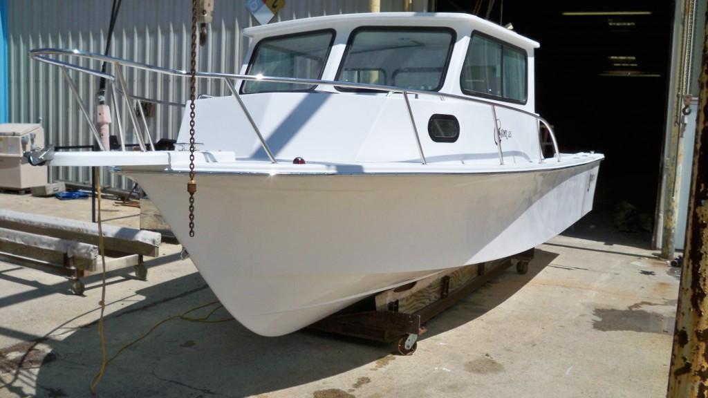 25 Sport Cabin C-Hawk 008