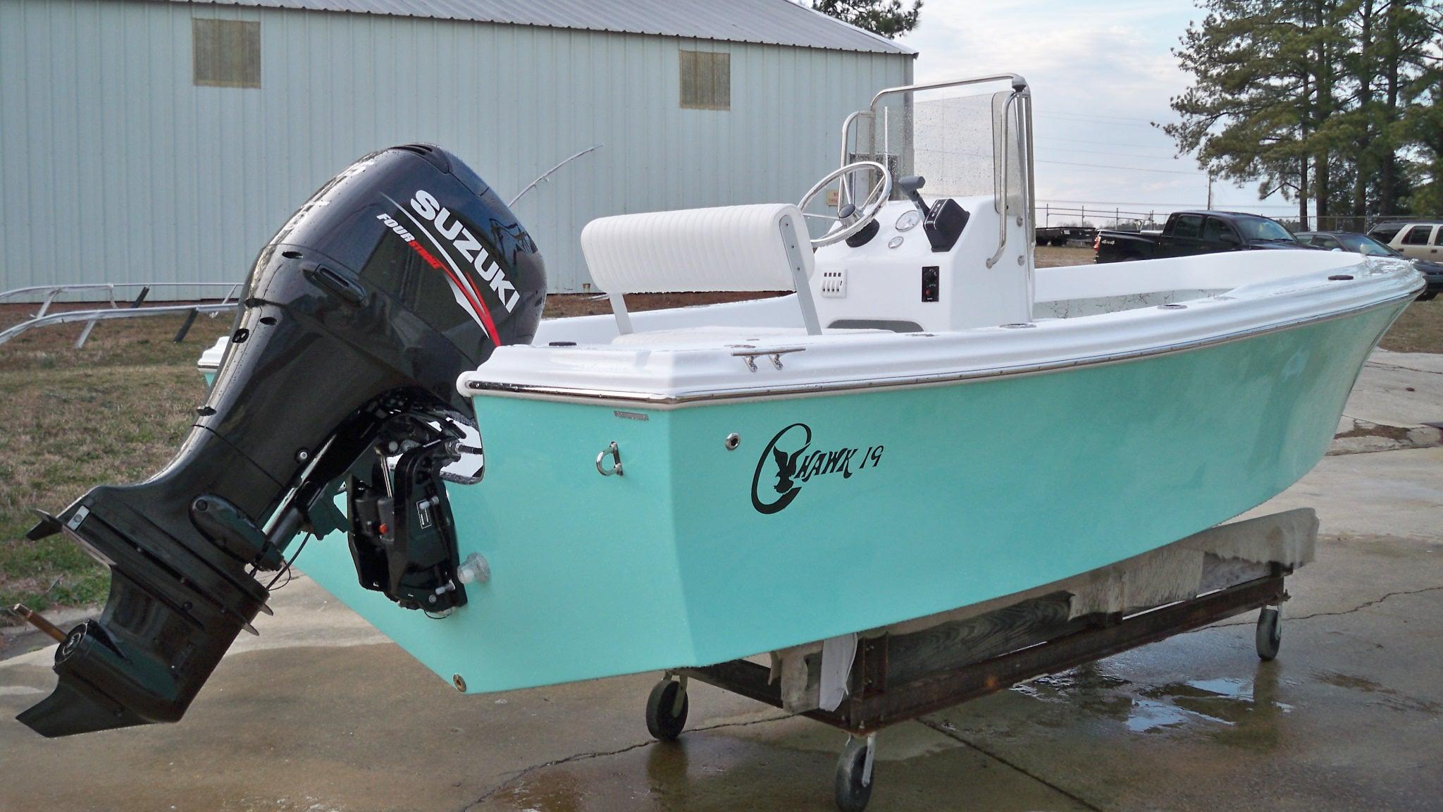 190 Center Console Spl Chawk Boats