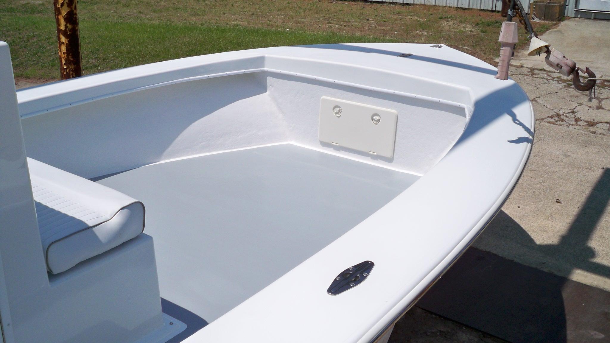 25 Center Console Chawk Boats