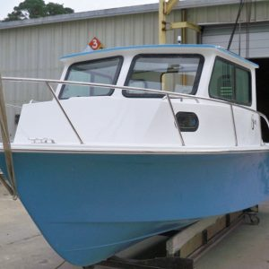 29 Sport Cabin – Chawk Boats Inc – Skiffs, Sport Cabins, Center Consoles