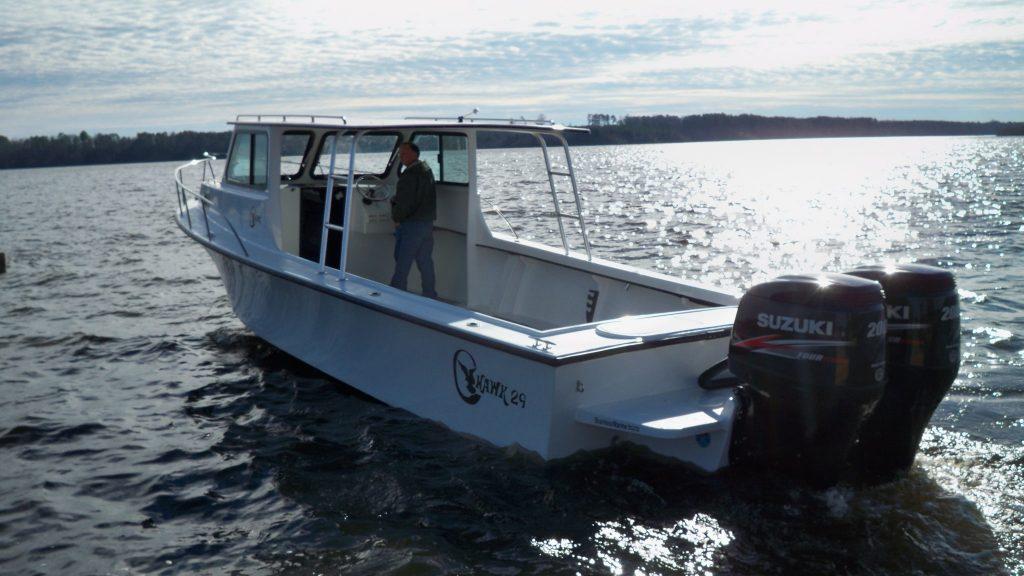 22 / 220 Center Console – Chawk Boats Inc – Skiffs, Sport