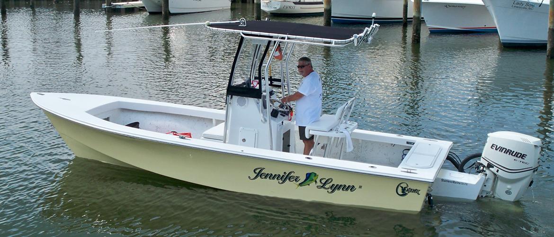 Chawk Boats Inc – Skiffs, Sport Cabins, Center Consoles